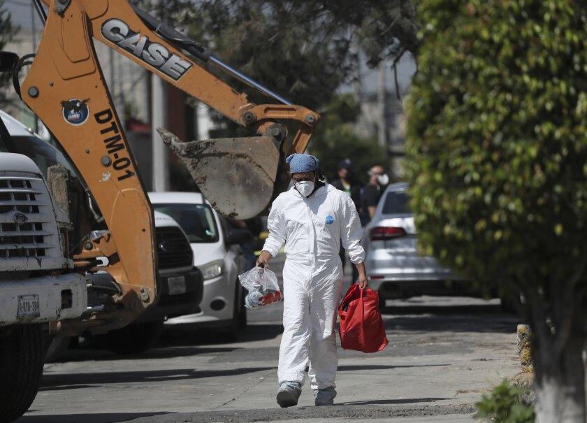 México: Evidencia en casa de asesino sugiere 17 víctimas