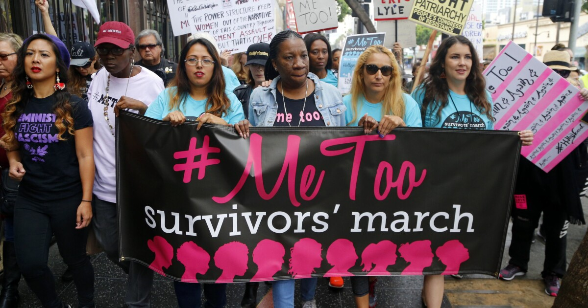 Opinion: Sexual harassment continues at San Diego's largest workplaces. They must do better.