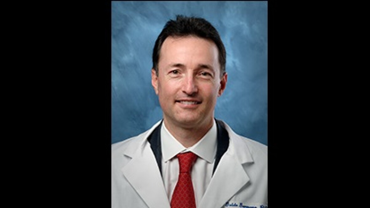 Cedars-Sinai division director and UCLA instructor pleads