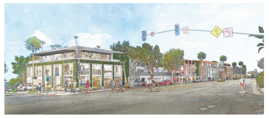 Laguna Beach gets first look at plans for Museum and Cleo hotels