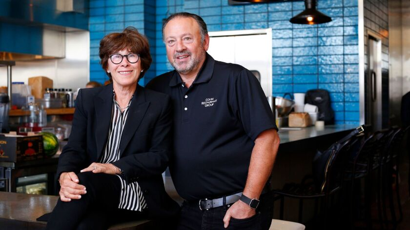 Lesley and David Cohn, founders of the ever-expanding Cohn Restaurant Group, are opening Libertad, a taco shop in Hillcrest that's not-for-profit.