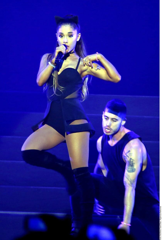 Ariana Grande presumió este domingo a través de sus redes sociales que tendrá· un personaje en el videojuego Final Fantasy Brave Exvius.