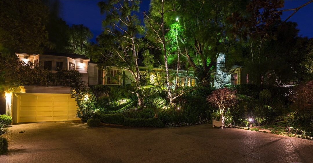 Rob Reiner's former home in Beverly Hills   Hot Property