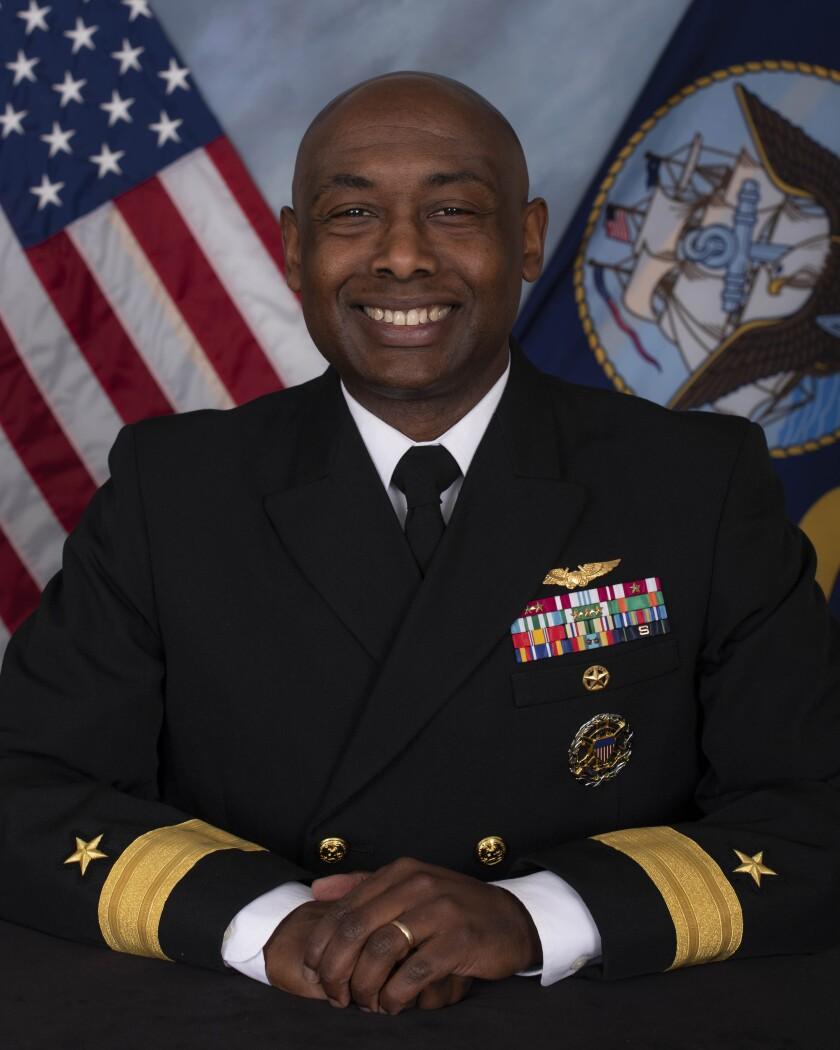 Rear Adm. Stephen Barnett assumes command of Navy Region Southwest Friday