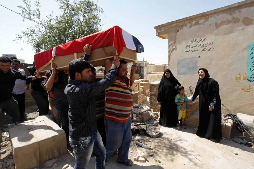 Car bombs in 4 Iraqi cities kill at least 22