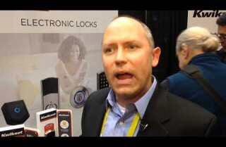 Kwikset Kevo smartphone-controlled lock