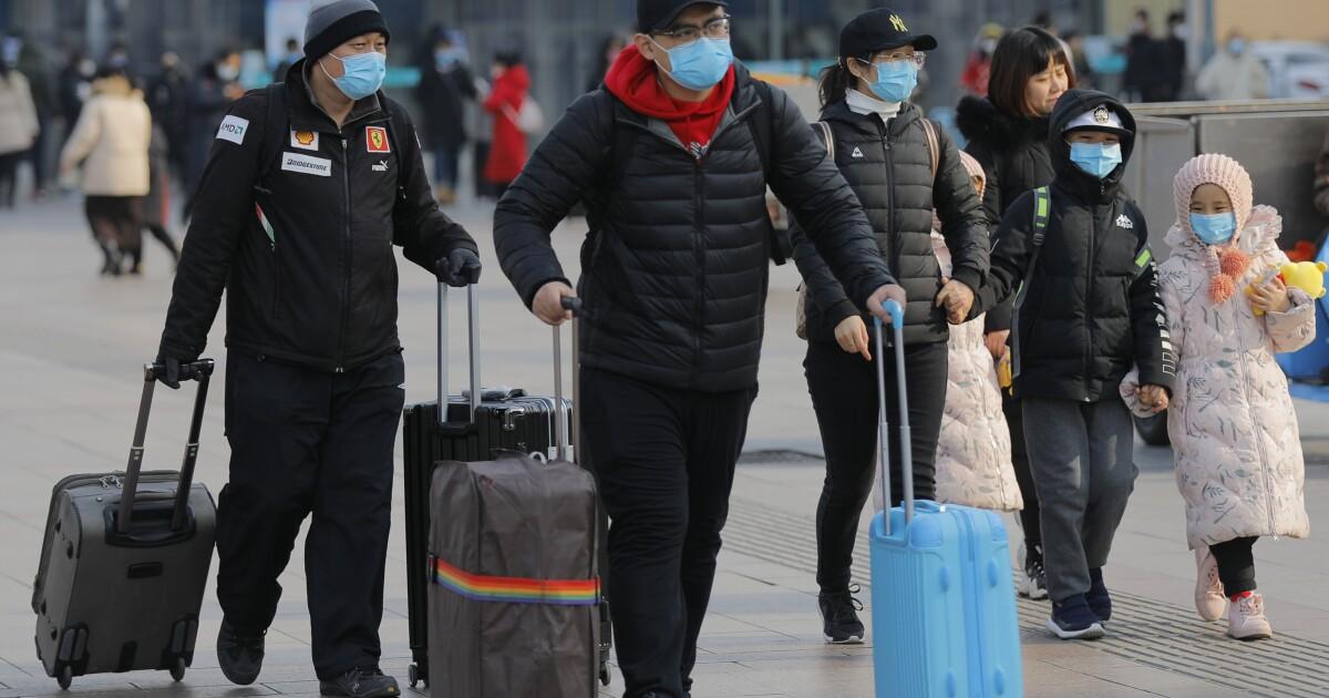Coronavirusスプレッドをオレンジカウンティーをどう関係が認められているため約延する。