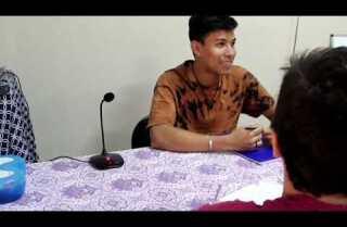 Niños migrantes estudian a distancia en Tijuana