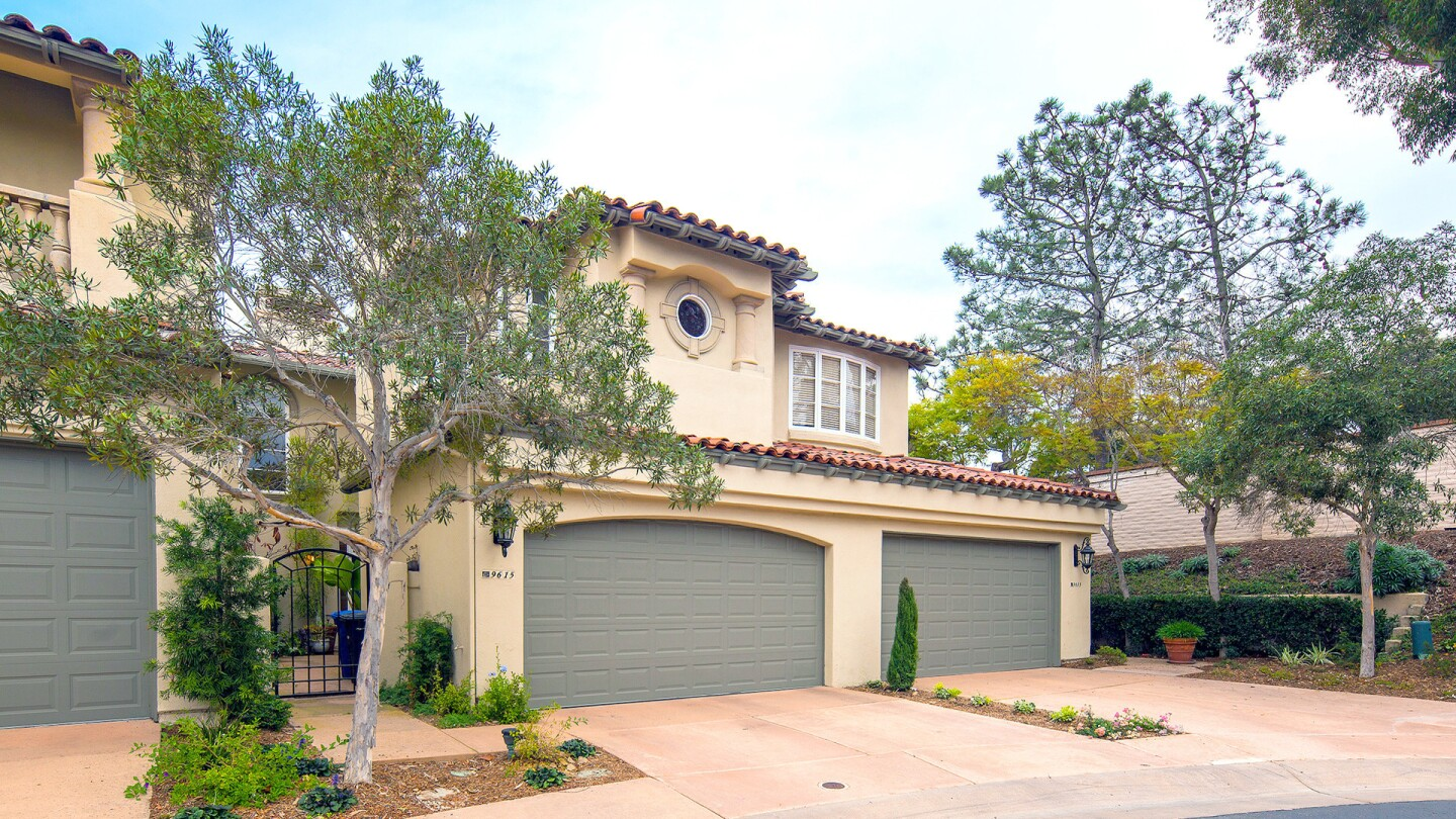 Home of the Week, 9615 Clairborne Square, La Jolla