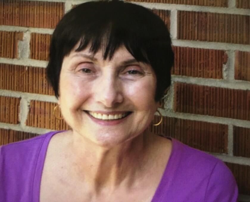 Author Joanna Cole