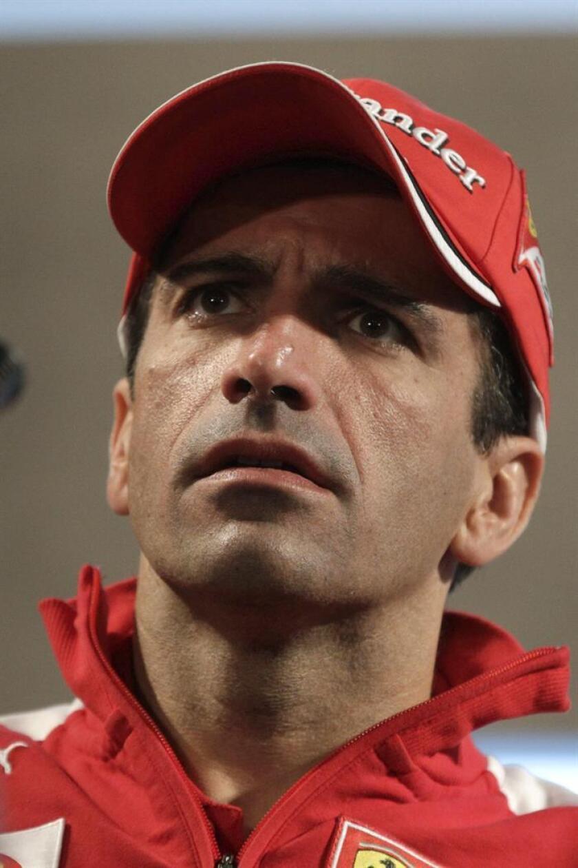 El piloto de Fórmula Uno, Marc Gené. EFE/Archivo