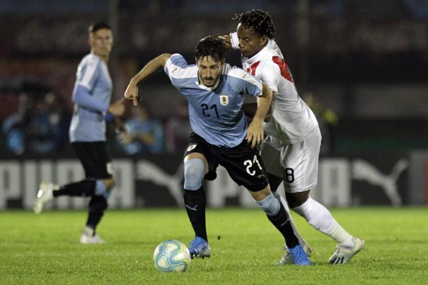 URUGUAY-PERU