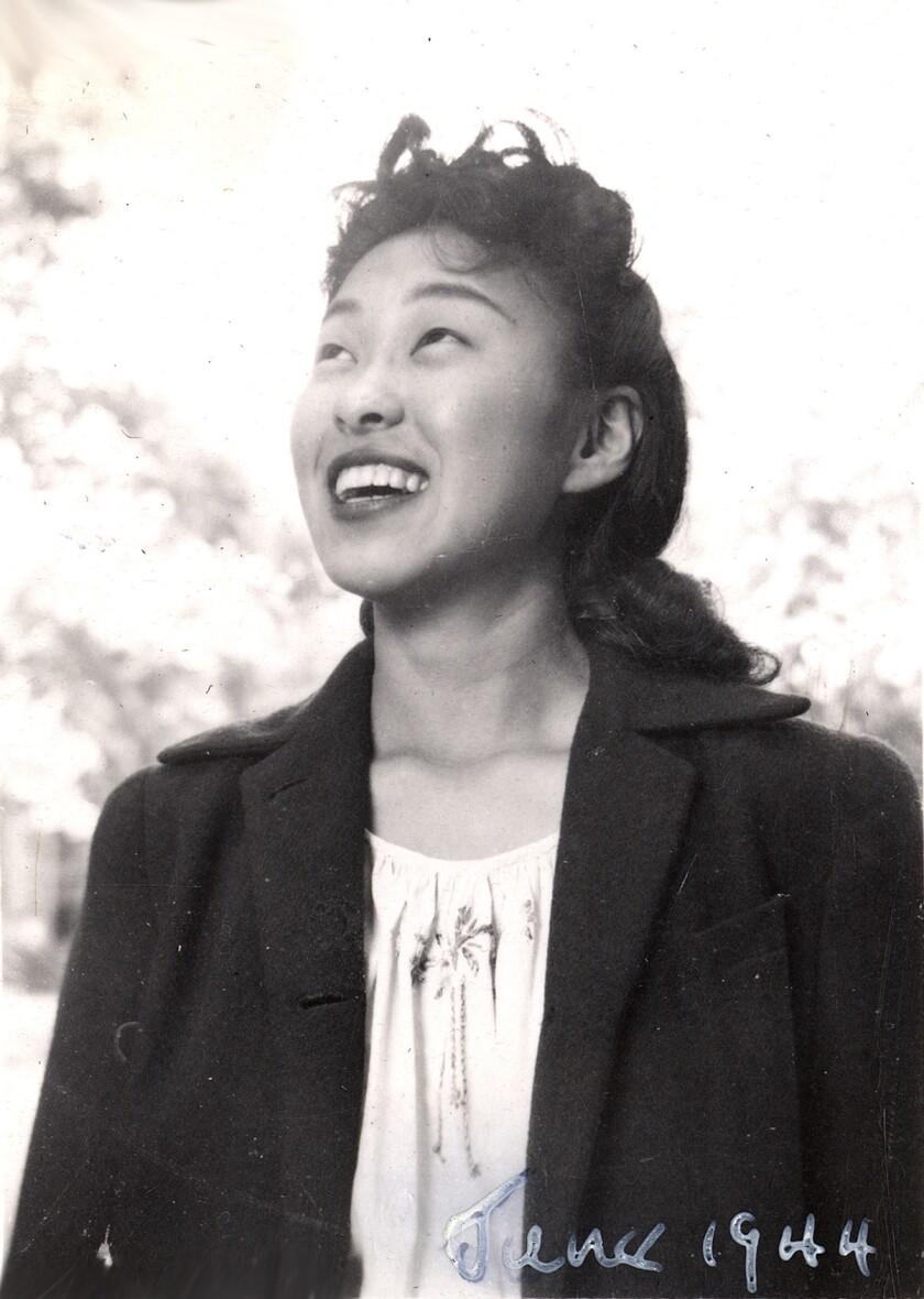 Wakako Yamauchi, a pioneer playwright of the Japanese