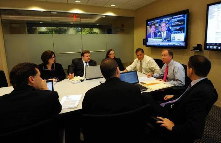 Spy team is Wall Street regulator's weapon against insider traders