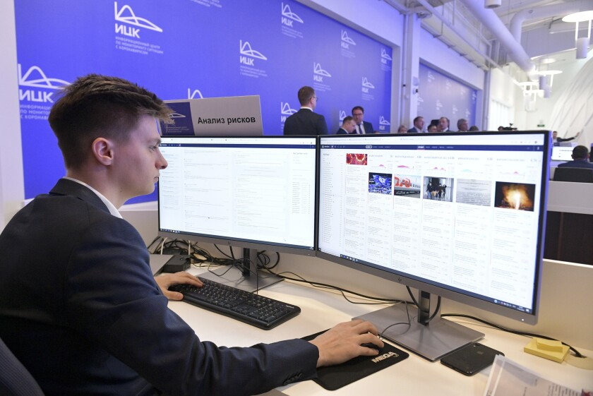 Moscow call center