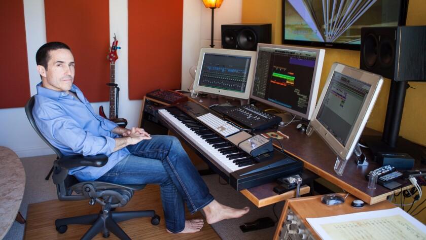 Emmy-nominated composer Mac Quayle
