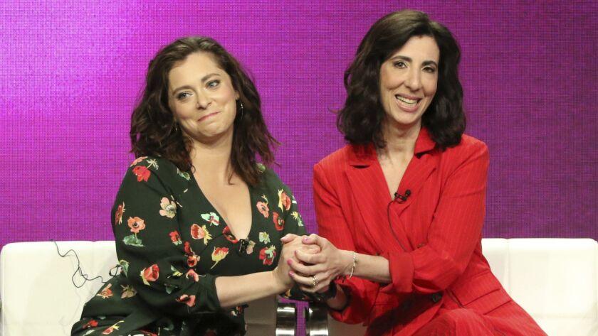 Rachel Bloom, Aline Brosh McKenna