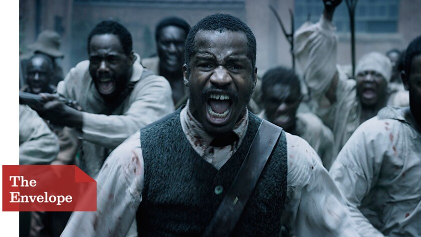 Nate Parker in 'The Birth of a Nation'