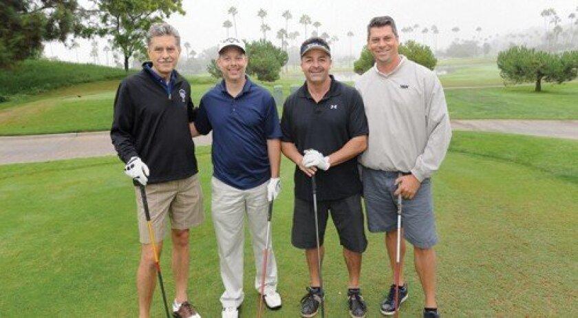 Jack Childs, Kevin Karr, Arya Nakhjavani, Joe Muller (Photo: Jon Clark)