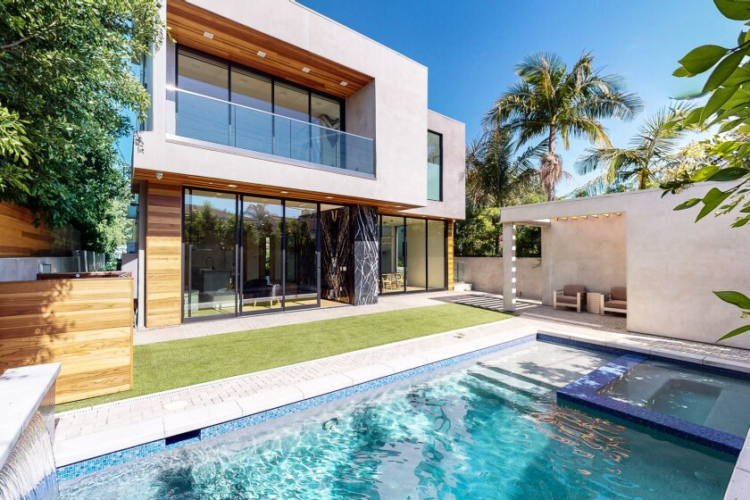 Bob Yari's Beverly Grove contemporary