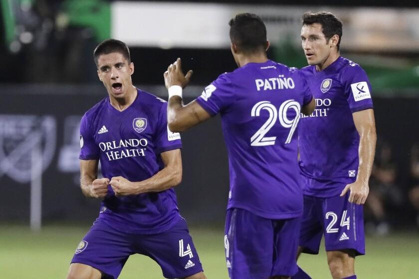 El Orlando City vence en ronda de penales a Los Angeles FC y avanza a la semifinal del torneo MLS