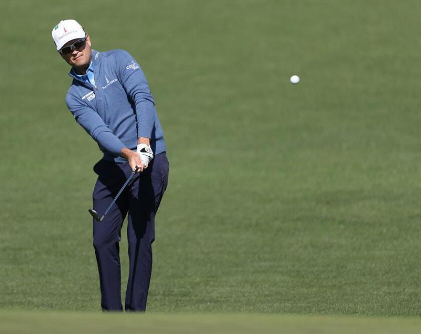 Zach Johnson, golfista estadounidense. EFE/Archivo