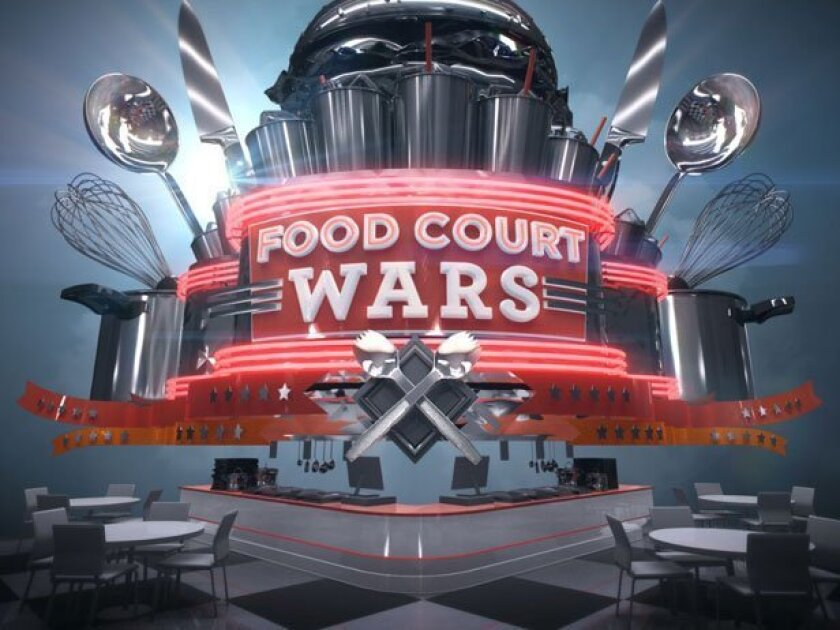 Food Network's Food Court Wars show is casting from the San Diego area for its second season.