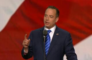 Watch: Reince Priebus speaks at the Republican National Convention