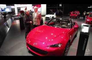 Mazda Miata designer Tom Matano