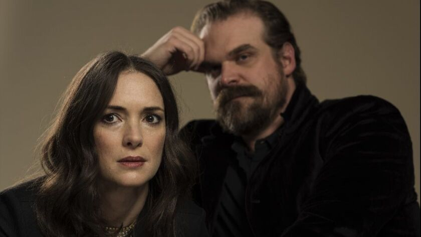 Winona Ryder and David Harbour share deep bonds on the set of