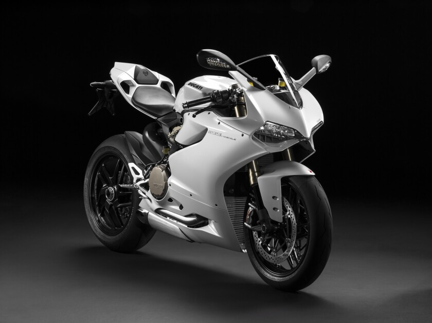Ducati issues Panigale recall over horn, headlight, turn signal
