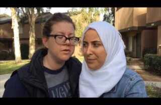 Backlash against neighbor of San Bernardino shooters