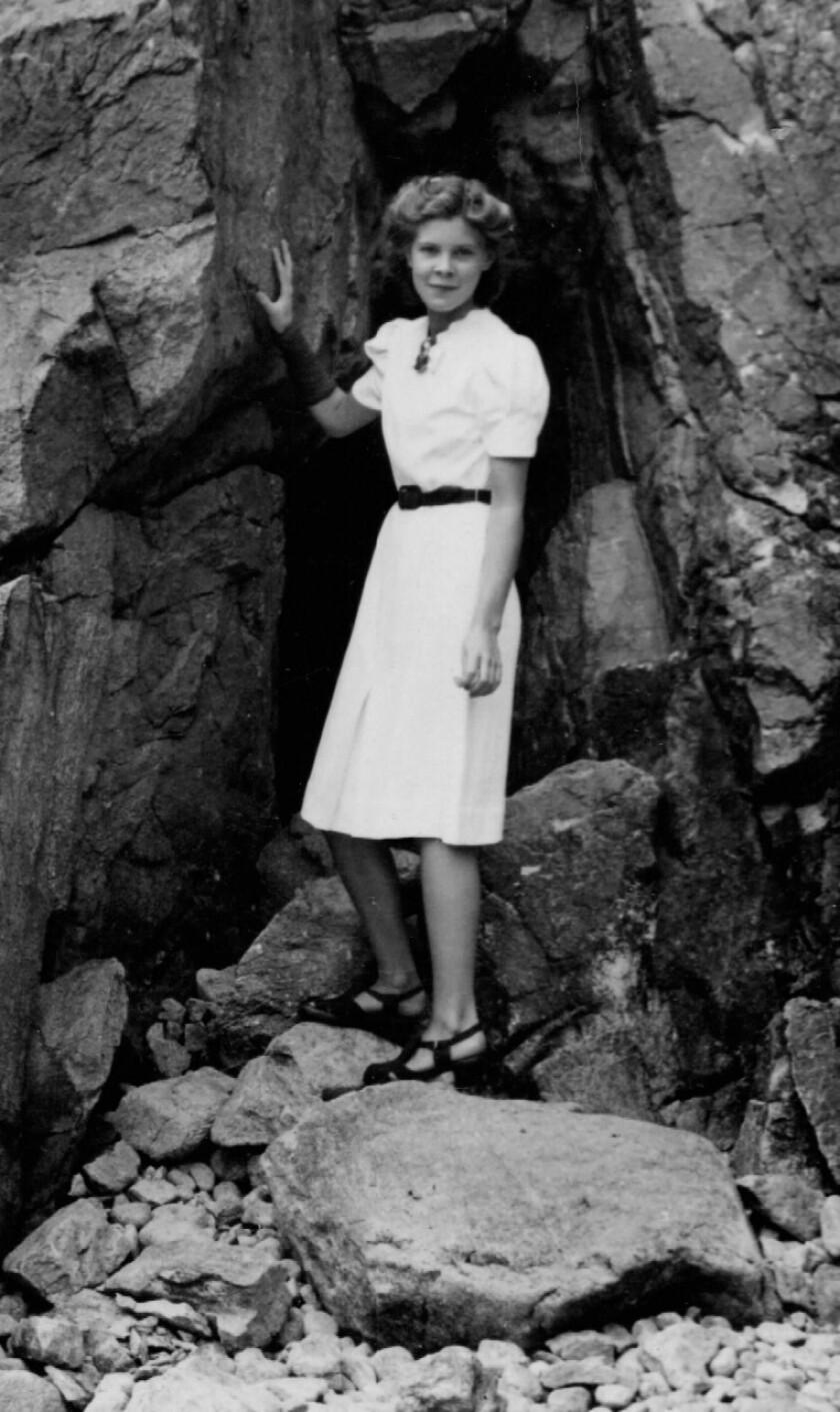 Elfriede Klein Bog Wierda was born in the Netherlands in December 1922.