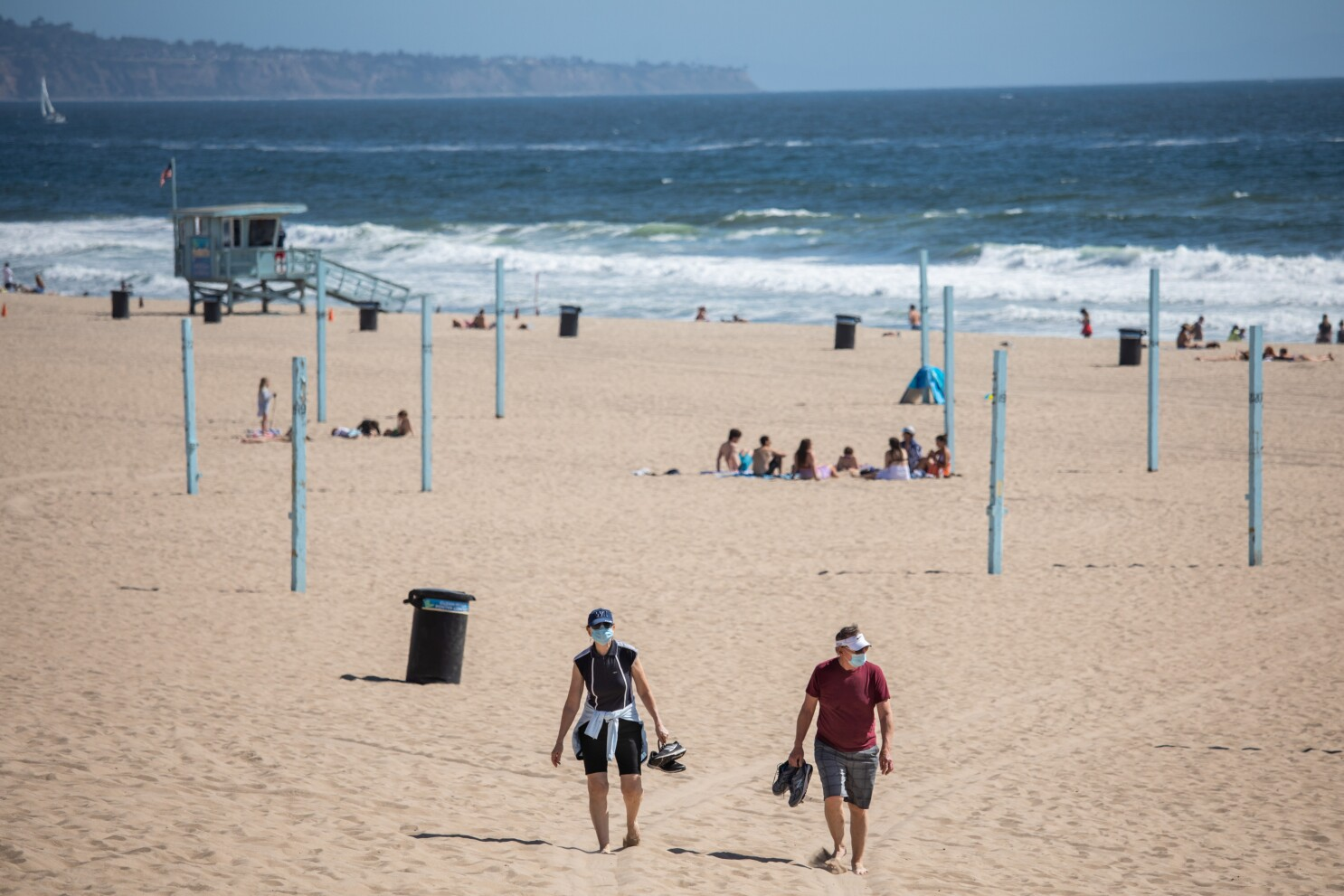 What S Open In L A County This Weekend Amid Coronavirus Los Angeles Times