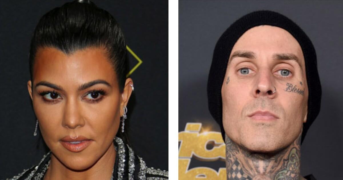 Kourtney Kardashian and Travis Barker take over the relationship publicly