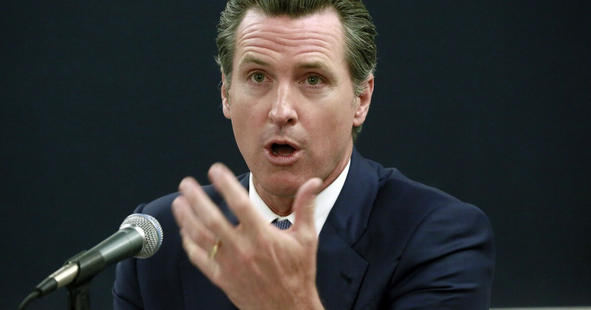 Coronavirus: Justice Department warns California over religious rights – Los Angeles Times