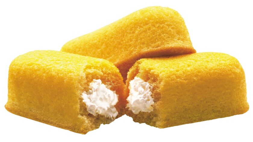 Twinkies are back