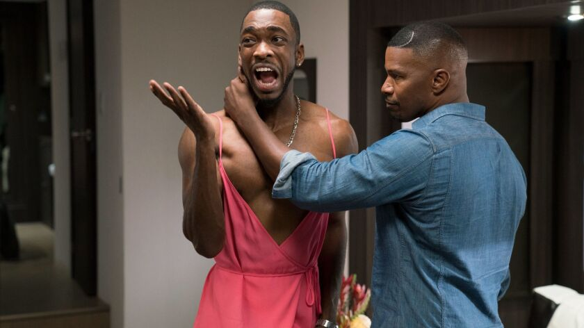 The Black White Drag Divide White Famous Chris Rock And Tyler Perry On Saying Yes To The Dress Los Angeles Times