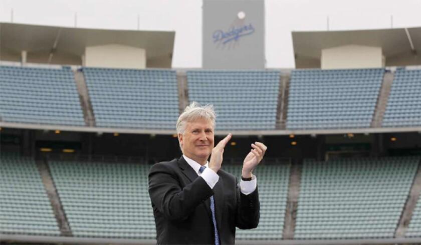 Mark Walter tells '60 Minutes' $2.15-billion bid for Dodgers was preemptive