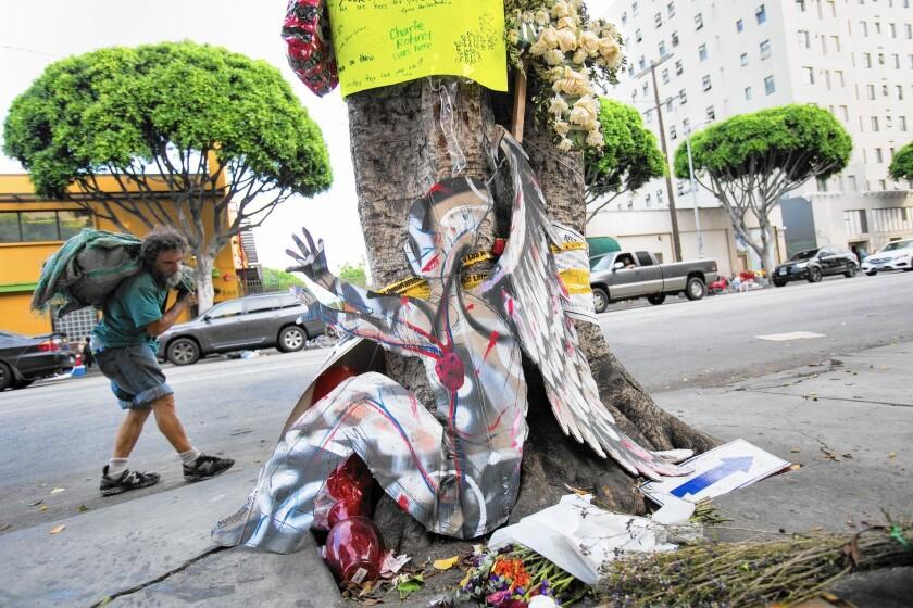 Charly Keunang memorial