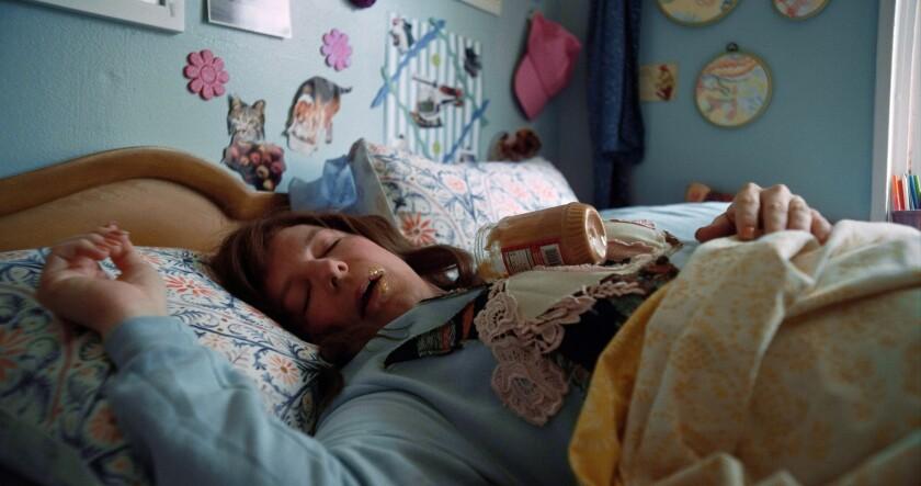 "Sean Hayes in the movie ""Lazy Susan."""