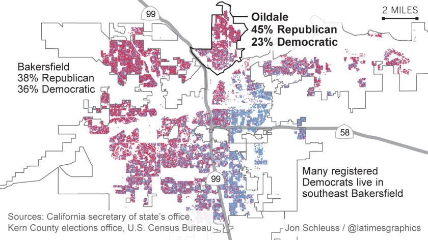Bakersfield voters