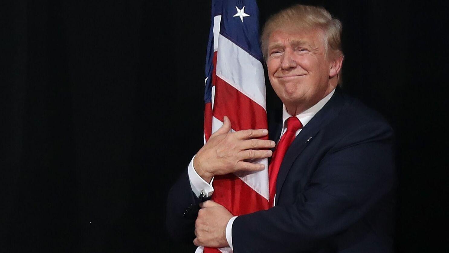 Donald Trump Défaite