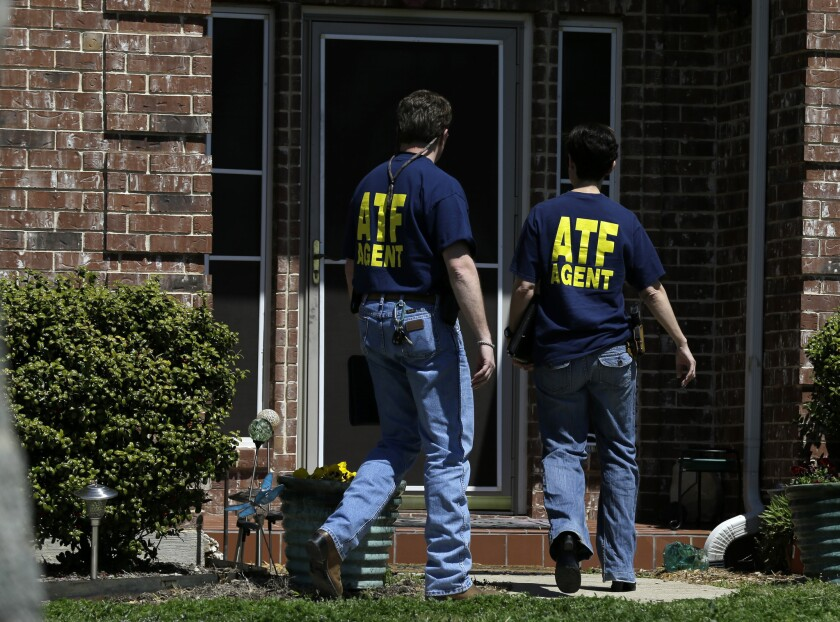 Man charged with making threats on tip line for Texas slayings