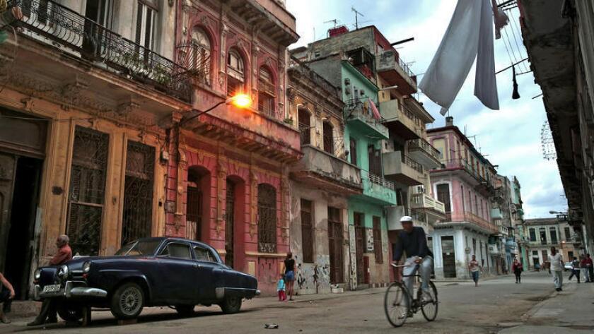 Partes de la Habana han sido restauradas porque se espera una ola de turismo.