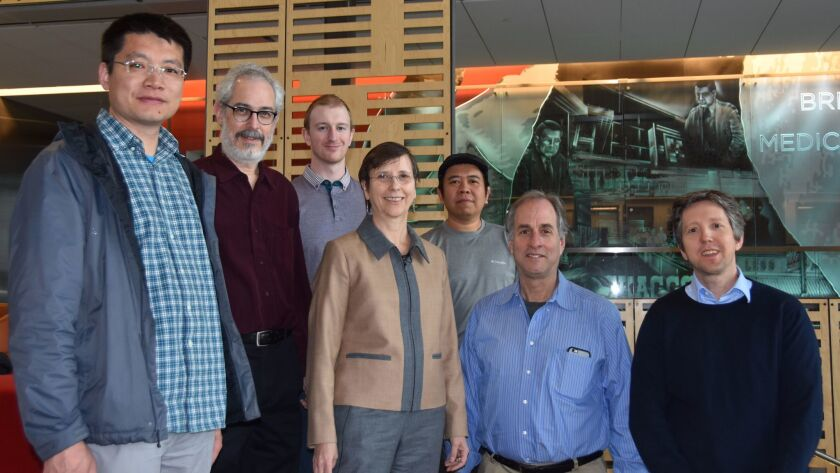 The team of scientists behind the shipworm study includes University of Utah research professor Marg