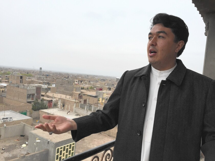 Mohammad Azim, 26, an Afghan university graduate who had trouble landing a job, decided recently to set off for Iran on his own. He hoped to send for his wife and baby daughter once he reached Europe.