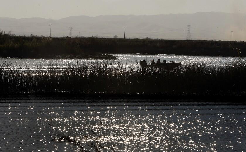 Sacramento River Delta