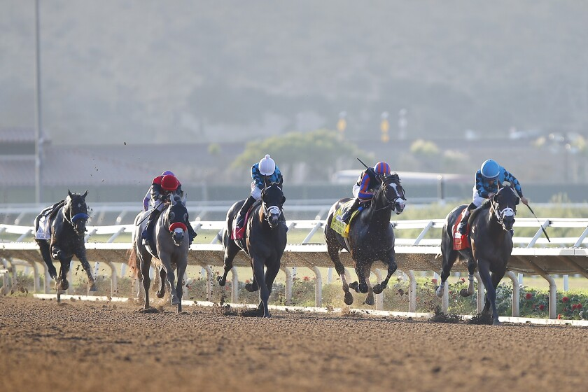 Horse Racing - The San Diego Union-Tribune