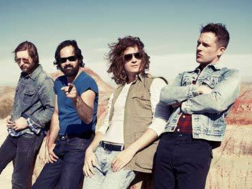 The Killers. (Courtesy photo)